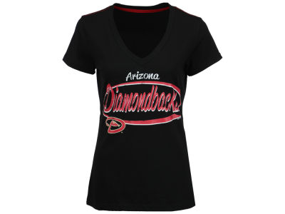 Arizona Diamondbacks GIII MLB Women's Away Game T-Shirt