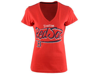 Boston Red Sox G-III Sports MLB Women's Away Game T-Shirt