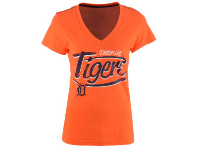 Detroit Tigers G-III Sports MLB Women's Away Game T-Shirt