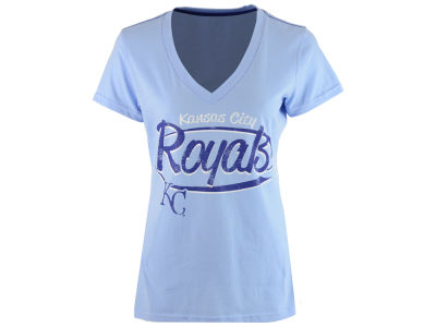 Kansas City Royals G-III Sports MLB Women's Away Game T-Shirt