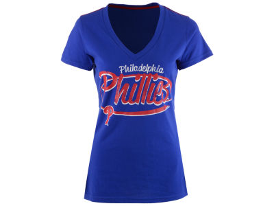 Philadelphia Phillies G-III Sports MLB Women's Away Game T-Shirt