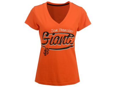 San Francisco Giants GIII MLB Women's Away Game T-Shirt