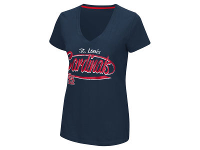 St. Louis Cardinals GIII MLB Women's Away Game T-Shirt