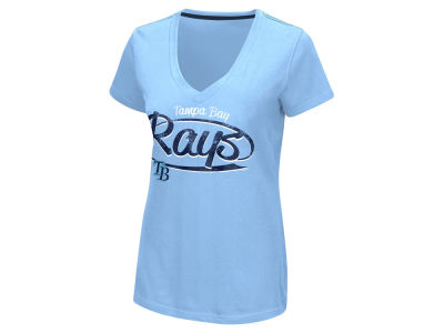 Tampa Bay Rays GIII MLB Women's Away Game T-Shirt