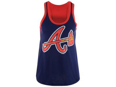 Atlanta Braves GIII MLB Women's Power Play Tank