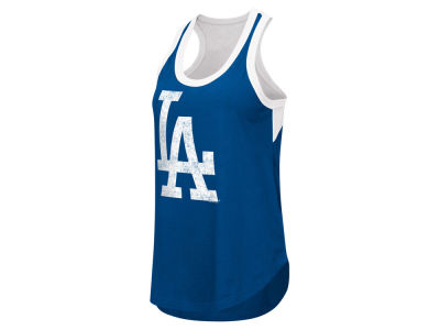 Los Angeles Dodgers G-III Sports MLB Women's Power Play Tank