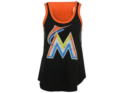Miami Marlins GIII MLB Women's Power Play Tank