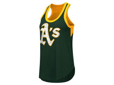 Oakland Athletics GIII MLB Women's Power Play Tank