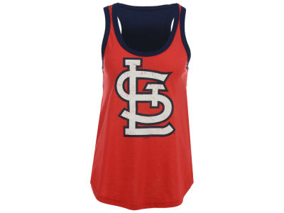 St. Louis Cardinals GIII MLB Women's Power Play Tank