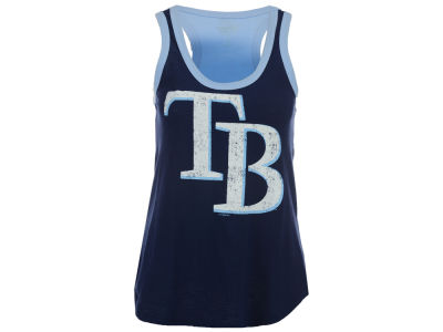Tampa Bay Rays GIII MLB Women's Power Play Tank