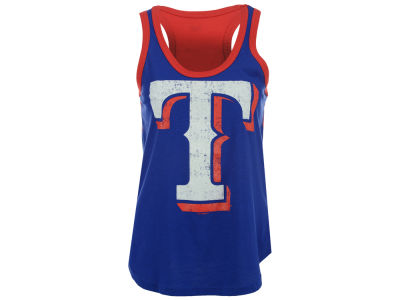 Texas Rangers G-III Sports MLB Women's Power Play Tank