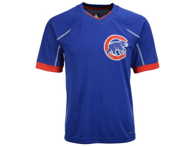 Chicago Cubs Majestic MLB Men's Emergence Top