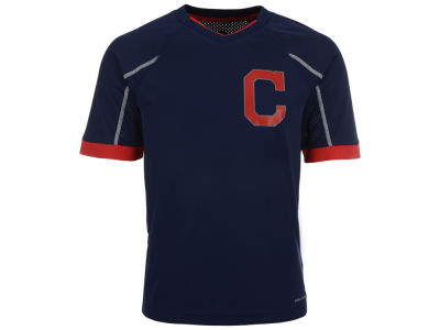 Cleveland Indians Majestic MLB Men's Emergence Top