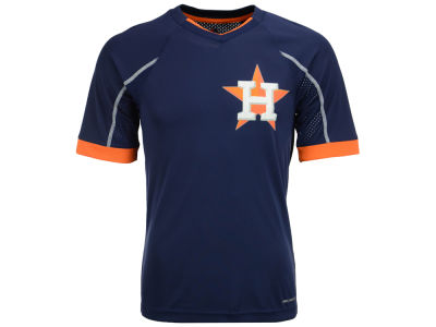 Houston Astros Majestic MLB Men's Emergence Top