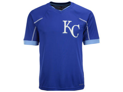 Kansas City Royals Majestic MLB Men's Emergence Top