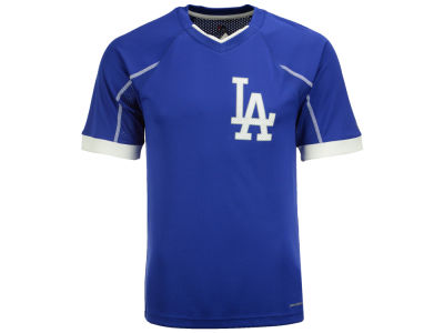 Los Angeles Dodgers Majestic MLB Men's Emergence Top