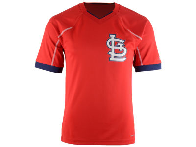 St. Louis Cardinals Majestic MLB Men's Emergence Top