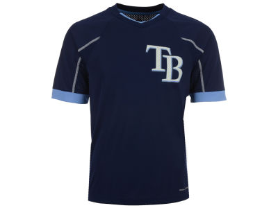 Tampa Bay Rays Majestic MLB Men's Emergence Top