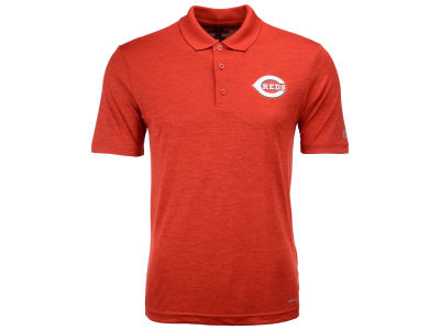 Cincinnati Reds Majestic MLB Men's First Hit Polo