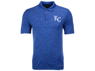 Kansas City Royals Majestic MLB Men's First Hit Polo