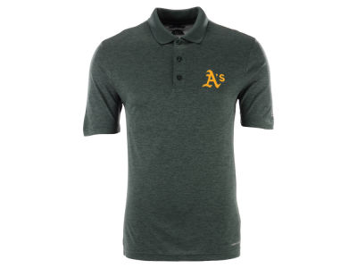 Oakland Athletics Majestic MLB Men's First Hit Polo