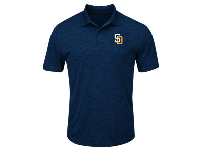 San Diego Padres Majestic MLB Men's First Hit Polo