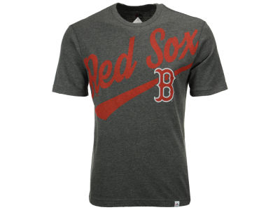 Boston Red Sox Majestic MLB Men's Super Script T-Shirt