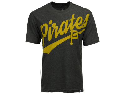 Pittsburgh Pirates Majestic MLB Men's Super Script T-Shirt