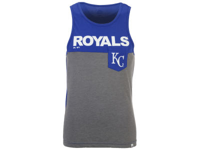 Kansas City Royals Majestic MLB Men's Pocket Tank