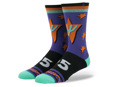 NBA All Star Stance NBA Arena Logo Crew Sock