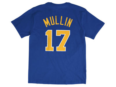 Golden State Warriors Chris Mullin Mitchell and Ness NBA Men's Hardwood Classic Player T-Shirt