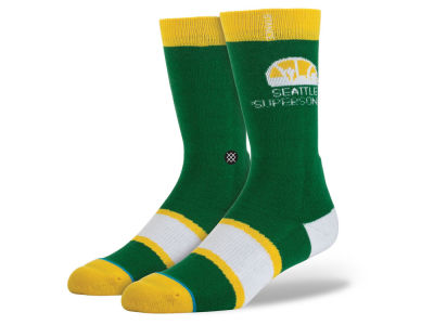 Seattle SuperSonics Stance NBA Hardwood Classic Socks