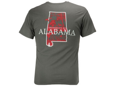 Alabama Crimson Tide LIDS NCAA Men's State Sportsman T-Shirt