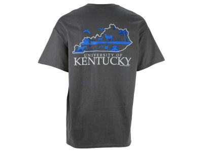 Kentucky Wildcats LIDS NCAA Men's State Sportsman T-Shirt
