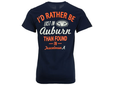 Auburn Tigers LIDS NCAA Men's Lost and Found T-Shirt