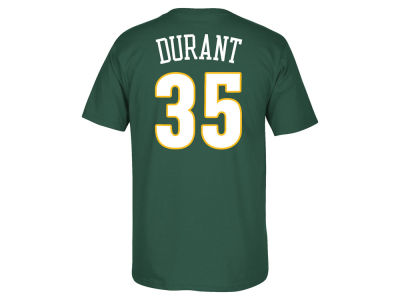 Seattle SuperSonics Kevin Durant adidas NBA Men's Soul Player T-Shirt