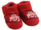 NCAA Stripe Gift Box Booties