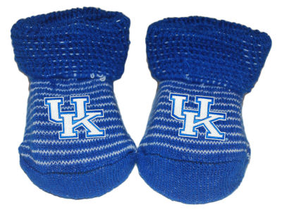 Kentucky Wildcats NCAA Stripe Gift Box Booties