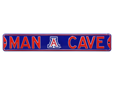 Arizona Wildcats Street Fighter Authentic Street Sign Man Cave