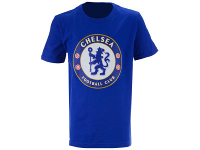 Chelsea Club Team Youth Primary Logo T-Shirt