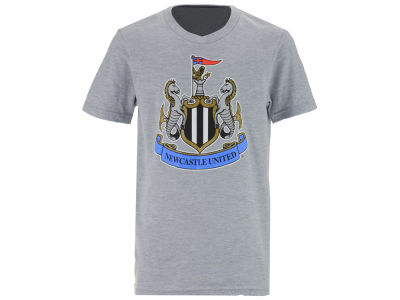 Newcastle United FC Outerstuff Club Team Youth Primary Logo T-Shirt