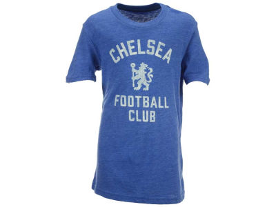Chelsea Outerstuff Club Team Youth Believe Tri-blend T-Shirt