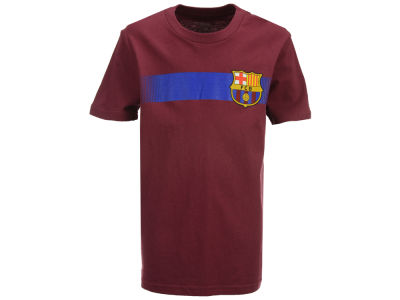 FC Barcelona MLS Club Team Youth Crest T-Shirt