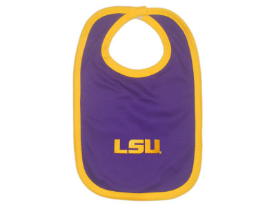 LSU Tigers Atlanta Hosiery NCAA Knit Bib