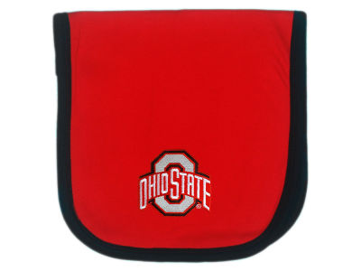 Ohio State Buckeyes NCAA Knit Burp Cloth