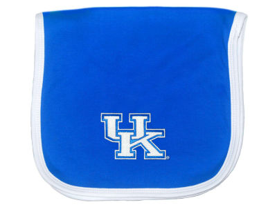 Kentucky Wildcats NCAA Knit Burp Cloth