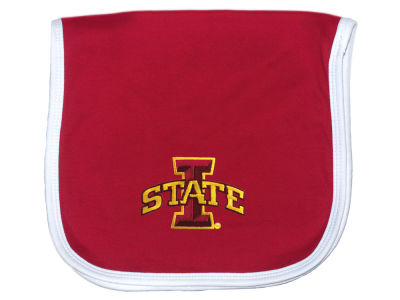 Iowa State Cyclones NCAA Knit Burp Cloth