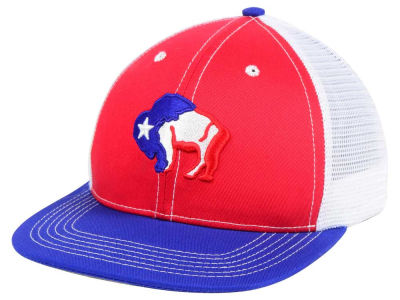 HOOey First Buffalo Trucker Hat