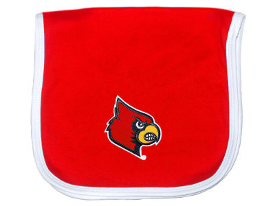 Louisville Cardinals NCAA Knit Burp Cloth