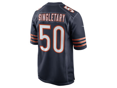 Chicago Bears Mike Singletary Nike NFL Retired Game Jersey